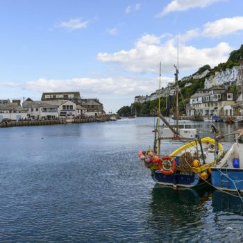 Holiday in Looe Cornwall